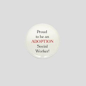 Proud Adoption SW Mini Button