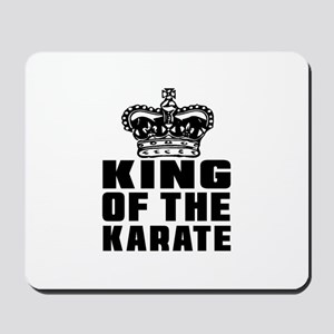 King Of The Karate Mousepad