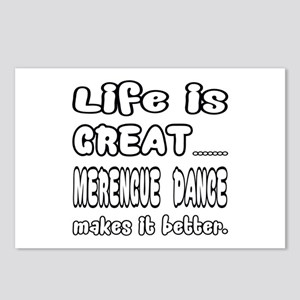 Life is great.... Merengu Postcards (Package of 8)