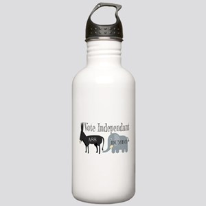 Vote Independant Stainless Water Bottle 1.0L