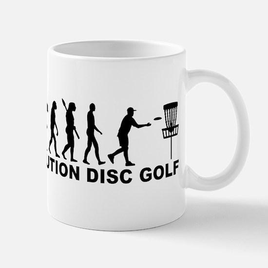 Evolution Disc golf Mug