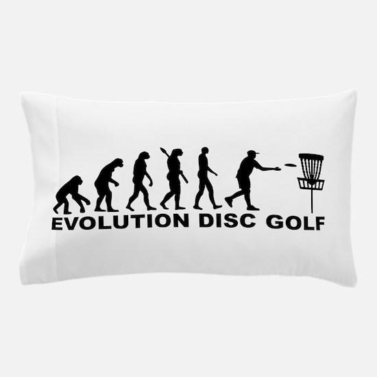Evolution Disc golf Pillow Case
