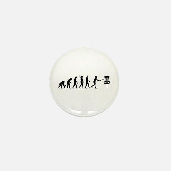 Evolution Disc golf Mini Button