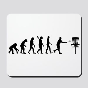 Evolution Disc golf Mousepad