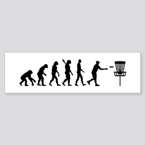 Evolution Disc golf Sticker (Bumper)