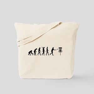 Evolution Disc golf Tote Bag