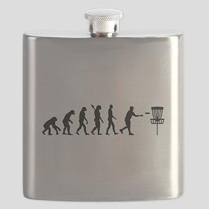 Evolution Disc golf Flask