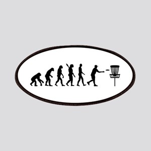 Evolution Disc golf Patch