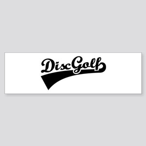 Disc golf Sticker (Bumper)