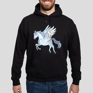 Pegasus Blue Hoodie (dark)