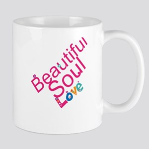 Beautiful Soul Love Mugs