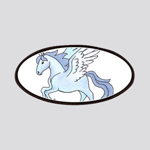 Pegasus Blue Patch