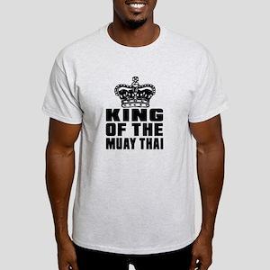 King Of The Muay Thai Light T-Shirt