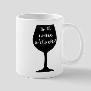 Wine O'Clock Mugs