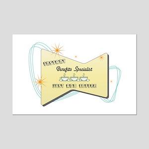 Instant Benefits Specialist Mini Poster Print