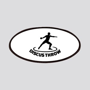 Discus throw Patch