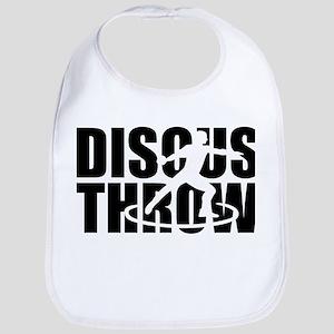Discus throw Bib
