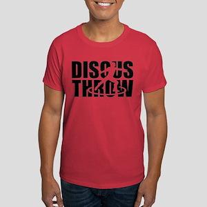 Discus throw Dark T-Shirt