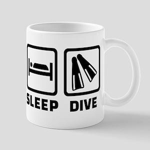Eat sleep dive Mug