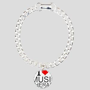 I Love Music Therapy Bracelet