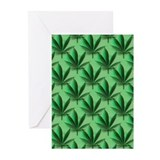 Cannabis Greeting Cards (20 Pack)