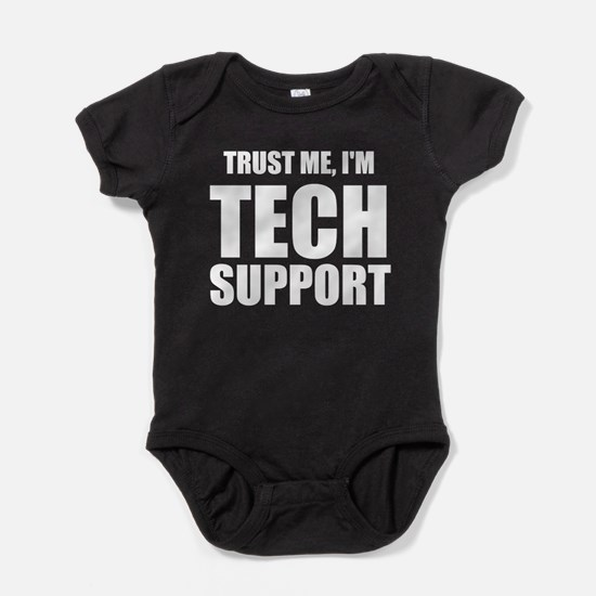 Trust Me, I'm Tech Support Baby Bodysuit