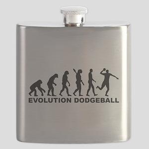 Evolution Dodgeball Flask