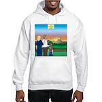 The Adventure Begins Hooded Sweatshirt