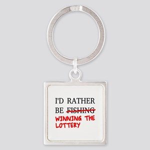 I'd Rather Be Fishing... Winning The Lot Keychains