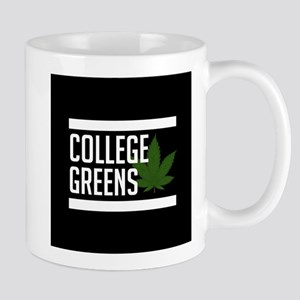 College Greens Mugs