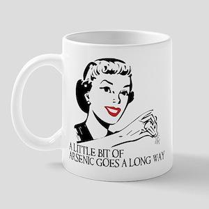 Retro Arsenic Mug