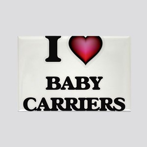 I Love Baby Carriers Magnets
