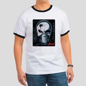 Punisher Skull X-Ray Ringer T