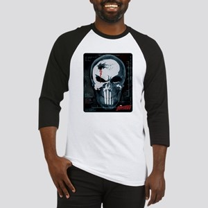 Punisher Skull X-Ray Baseball Jersey