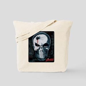 Punisher Skull X-Ray Tote Bag