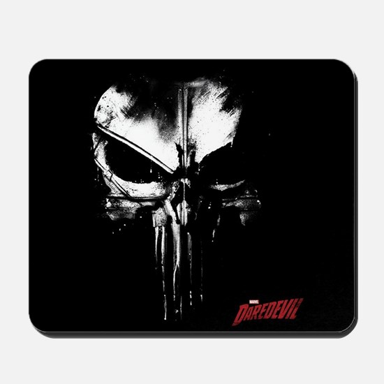 Netflix Punisher Skull Mousepad