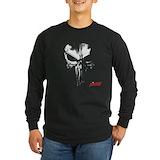Marvel Long Sleeve Dark T-Shirts