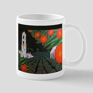 magnet-parade-of-oranges Mugs