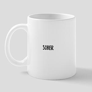 Sober Mug