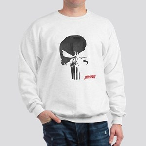 Punisher Skull Grid Sweatshirt