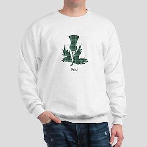 Thistle-Ross hunting Sweatshirt