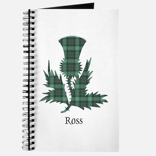 Thistle-Ross hunting Journal