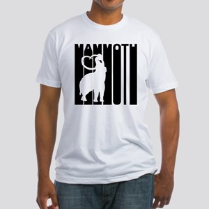 Retro Woolly Mammoth T-Shirt