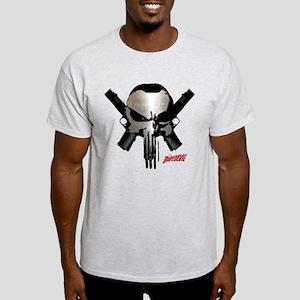 Punisher Skull Guns Light T-Shirt