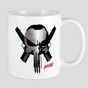 Punisher Skull Guns Mug