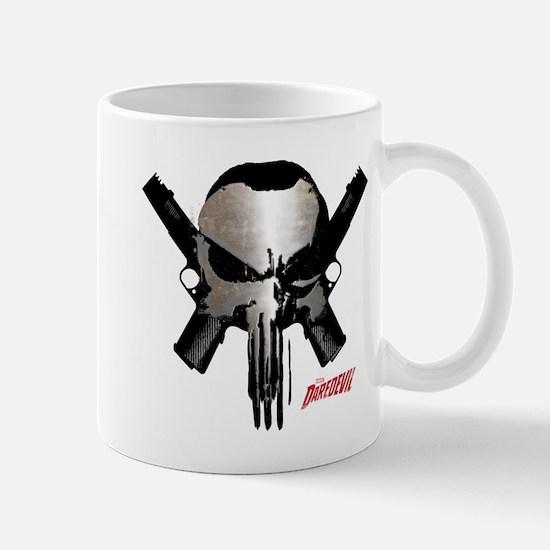 Punisher Skull Guns Mug
