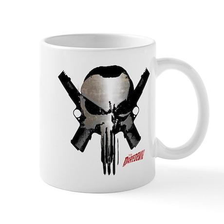 Punisher skull guns mug by marvelpunisher punisher skull guns mug publicscrutiny Gallery