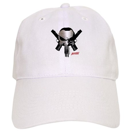 8260db40180 Punisher Skull Guns Baseball Cap by MarvelPunisher