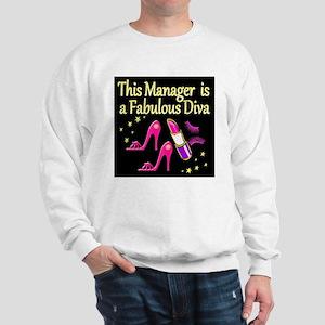 BEST MANAGER Sweatshirt