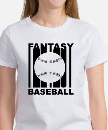 Retro Fantasy Baseball T-Shirt